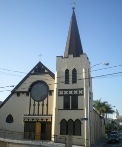 St. Anthony's Croation Catholic Church, Los Angeles, CA