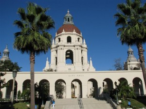 City of Pasadena, CA City Hall
